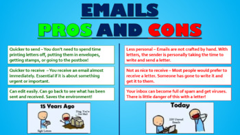 Writing Emails!