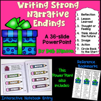 Writing Endings PowerPoint