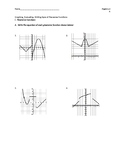 Writing Equations, Graphing and Evaluating Piecewise Defin
