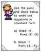 Writing Equations Station Quest