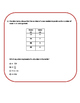Writing Equations from Tables with Independent and Dependent Quantities