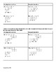 Writing Equations of Perpendicular Lines in Slope-Intercept Form