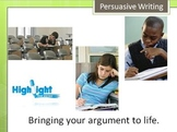 Writing Essays Unit- Success in Writing! Expanded Package