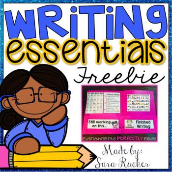 Writing Essentials {FREEBIE}