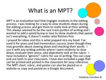 Writing Evaluation