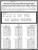 Writing Exponential Functions From Tables Practice Riddle Worksheet