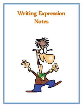 Writing Expression Notes