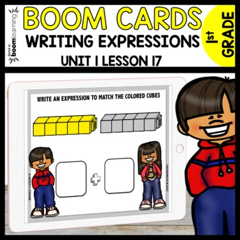 Writing Expressions | Module 1 Lesson 17