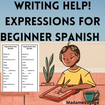 Writing Expressions for Spanish