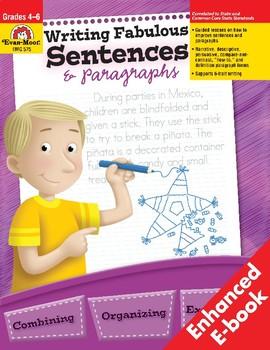Writing Fabulous Sentences & Paragraphs