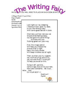 Writing Fairy