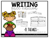 Writing: Fall Edition
