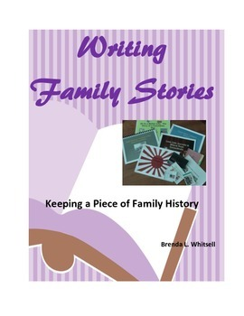 Writing Family Stories: Keeping a Piece of Family History