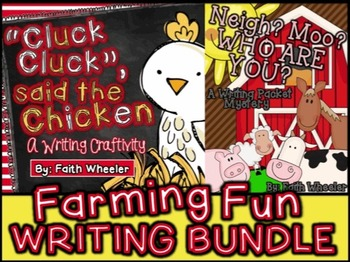 Writing - Farm Fun Bundle