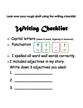 Writing Fiction Stories Kit