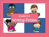 Grades 2-4: Writing Fiction