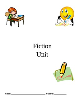Writing Fiction Unit and Rubric