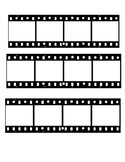 Writing Film Roll (FREEBIE)