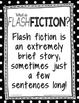 Writing Flash Fiction **FREEBIE**