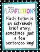 Writing Flash Fiction **FREEBIE**