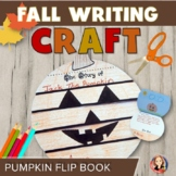 Halloween Pumpkin Writing Craft