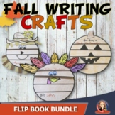 Fall Thanksgiving and Halloween Activity Craft Bundle