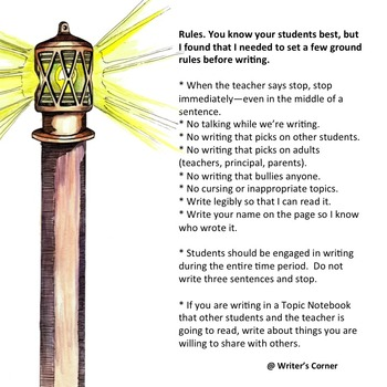 Writing Fluency: 15 Minute Quickwrites  CCSS, Test Prep, Fun, Sub Plan