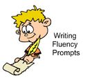 Writing Fluency Prompts 1