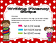 Writing Fluency Strips {Set1 CVC, CCVC, & CVCC Words}
