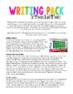 Writing Focus #1: Recount Writing