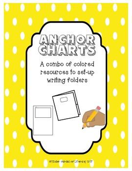 Writing Folder Anchor Charts