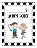 Writing Folder And Editing Tools