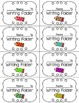 Writing Folder Labels {Editable}