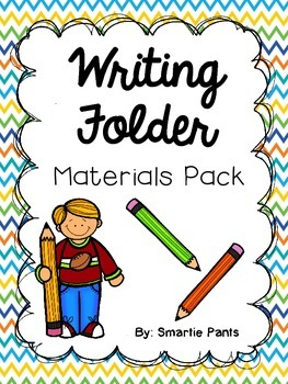 Writing Folder Materials Pack