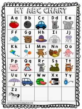 Writing Folder Mini Anchor Charts