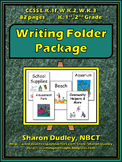 Writing Folder Package