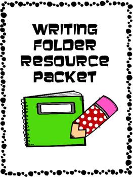 Writing Folder Resource