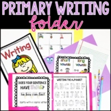 Writing Folder Resources: Primary Grades