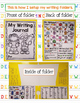 Writing Folders/Journals