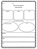 Writing Folktales Graphic Organizer