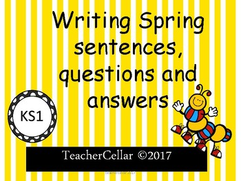 Writing For Spring