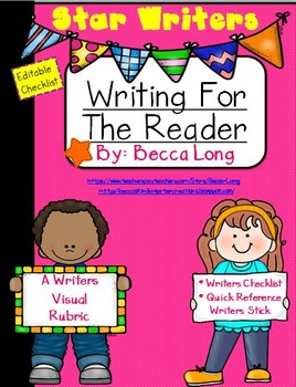 Writing For The Reader - Star Writers