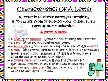 Writing Forms Posters (Elements of narratives, letters, fiction, poetry & more)