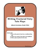 Writing Fractured Fairy Tale Plays
