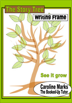 {Writing Frames} {struggling writers} {creative writing}