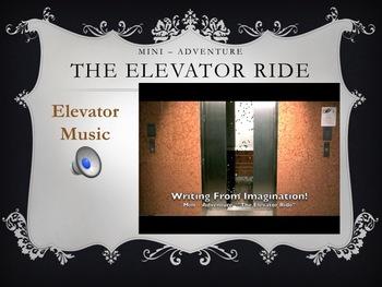 Writing From Imagination™ MINI-Audio Adventure - The Elevator Ride