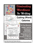 Writing Fun: Eliminating Wordiness | Distance Learning