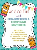 Writing Fun with Conjunctions and Compound Sentences