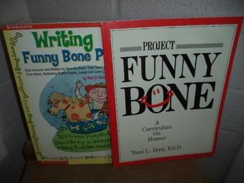 Writing Funny Bone Poems   Funny Gone   (set of 2)