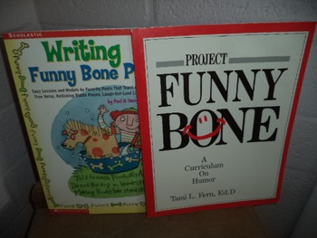 Writing Funny Bone Poems   Funny Gone   (set of 2)